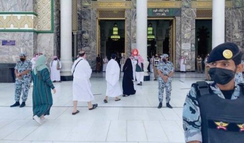 Jamaah haji. (Foto: SPA/Arabnews)