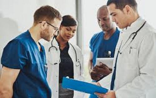 perawat dan dokter