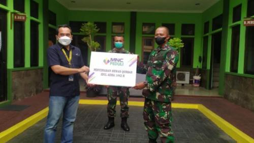 MNC Peduli gandeng TNI