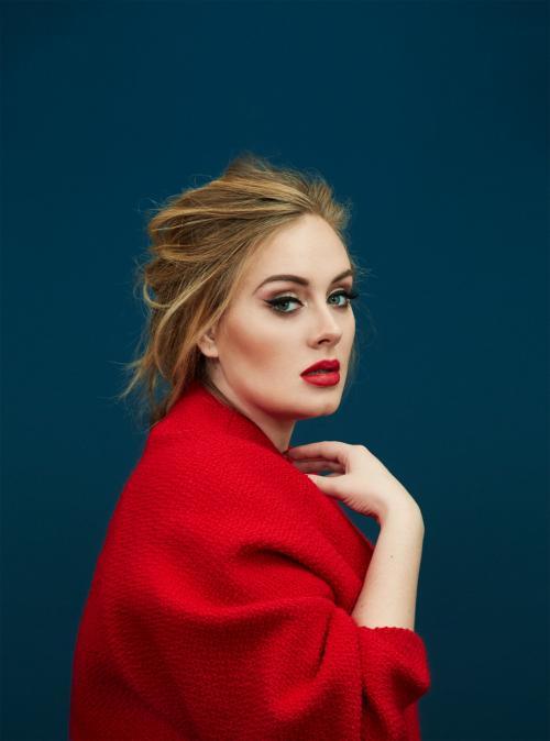 Adele diisukan berpacaran dengan sports agent Rich Paul. (Foto: TIME)