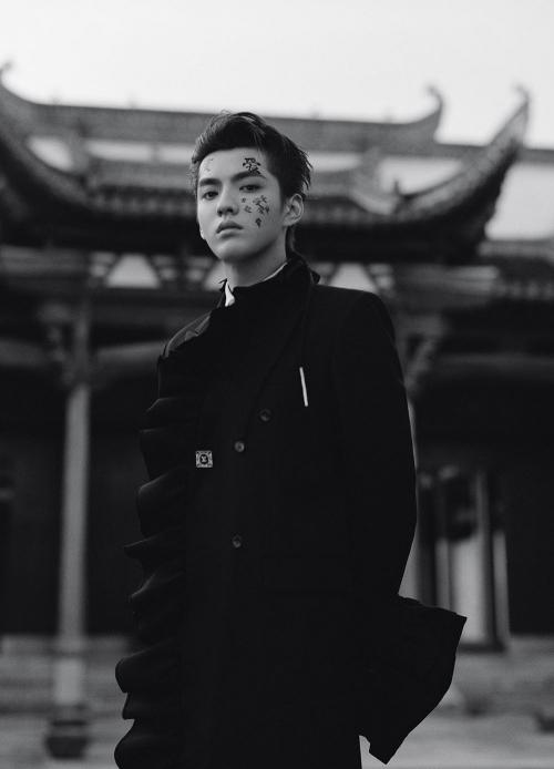 Kris Wu bantah lakukan pemerkosaan dan pelecehan seksual. (Foto: DAZED)