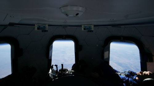 Perjalanan Blue Origin Terbang ke Angkasa