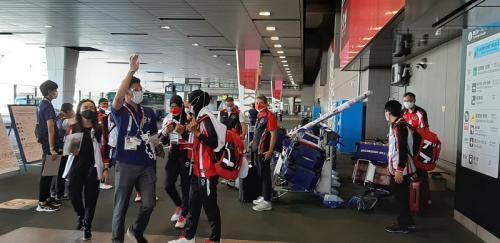 Kloter ketiga Olimpiade Tokyo 2020