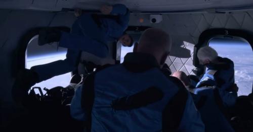 Mengintip Roket New Shepard yang Bawa Jeff Bezos ke Luar Angkasa