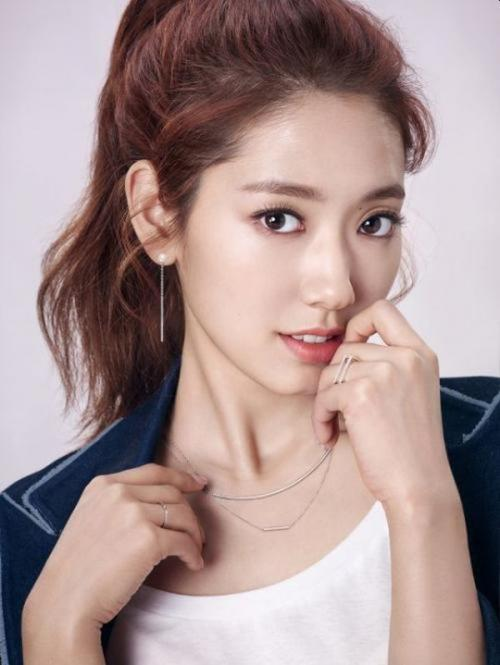 Park Shin Hye menjadi salah satu artis Korea tercantik
