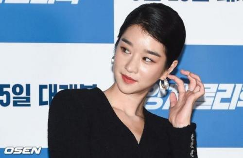 Seo Ye Ji menjadi salah satu artis Korea tercantik