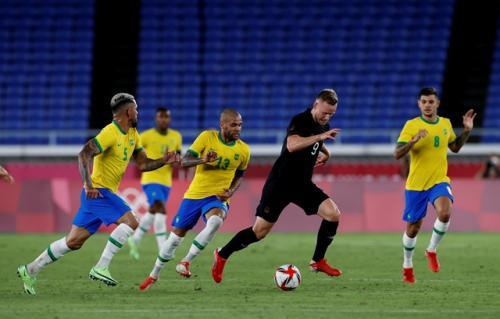 Brasil U-23 vs Jerman U-23