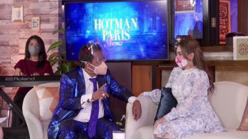 Celine Evangelista dan Hotman Paris Hutapea