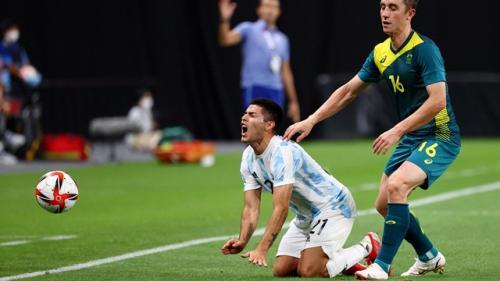 Argentina U-23 vs Australia U-23