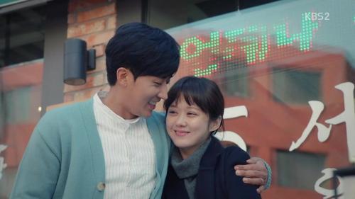 Son Ho Jun dan Jang Nara dalam Go Back Couple. (Foto: KBS 2TV)