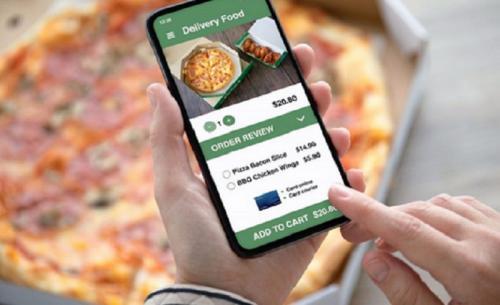 pesan makan online