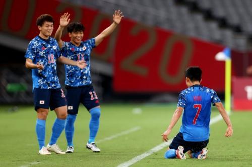 Timnas Jepang U-23 (Foto: Reuters)