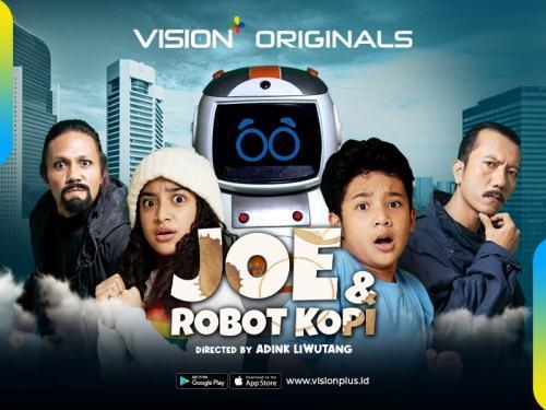 Joe & Robot Kopi