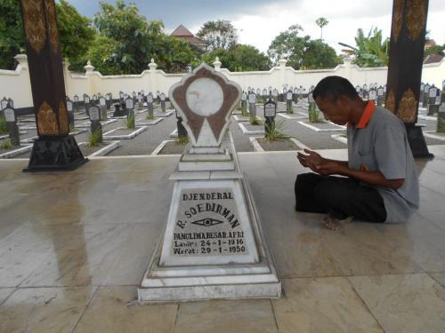 Makam Jenderal Soedirman