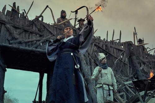Netflix akan kembali memproduksi sidequel Kingdom: The Crown Prince. (Foto: Netflix)