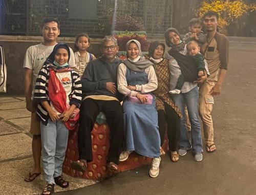Keluarga Windy Cantika Aisah