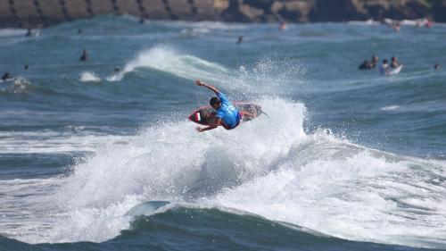 Rio Waida (Foto: Reuters)