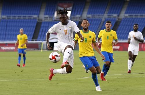Brasil U-23 vs Pantai Gading U-23