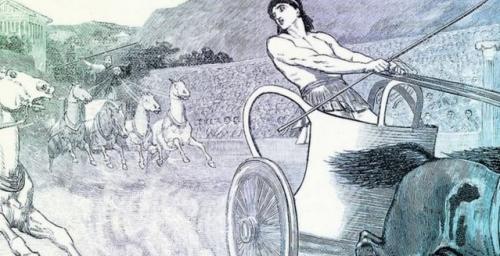 Lomba Balap Kuda