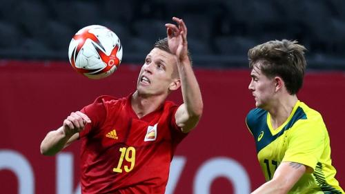Timnas Spanyol U-23 vs Timnas Australia U-23