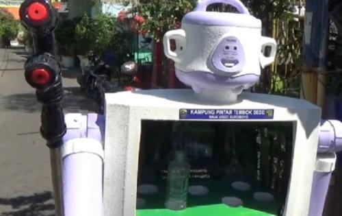 robot delta