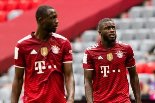 Para pemain Bayern Munich