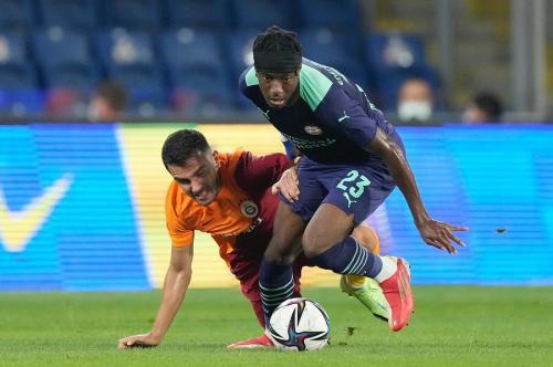 Galatasaray kalah dari PSV (Foto: Twitter/@PSV)