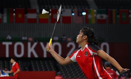 Gregoria Mariska Tunjung (Foto: Reuters)