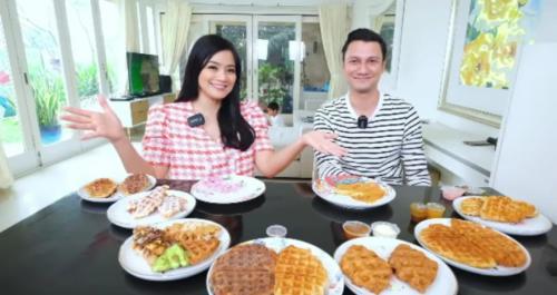 Christian Sugiono dan Titi Kamal