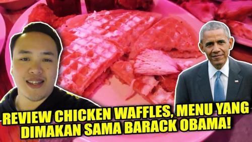 Waffle Obama