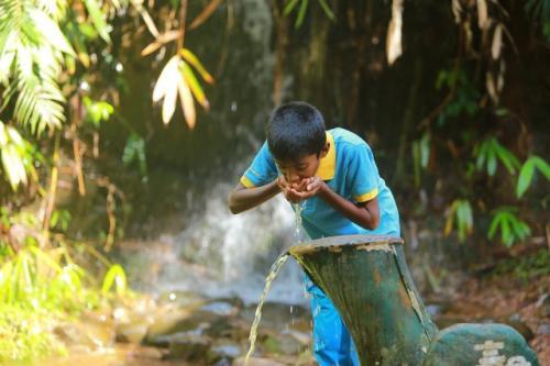 Ilustrasi gejala dehidrasi pada anak. (Foto: Sadaham Yathra/Pixabay)