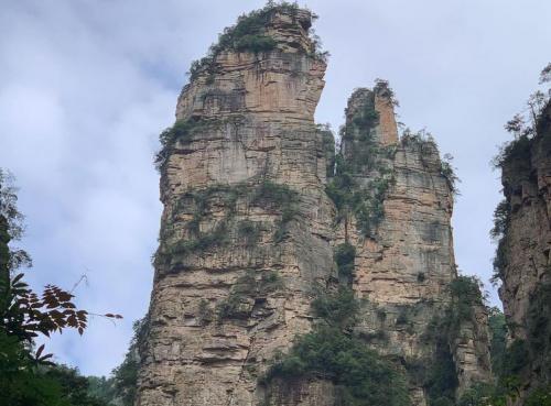 Gunung Avatar di China