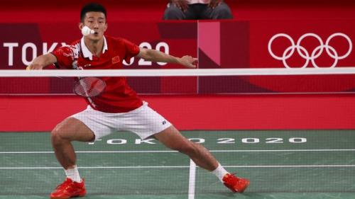 Chen Long di Olimpiade Tokyo 2020