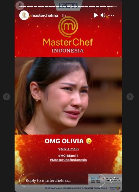 Olivia MCI 8