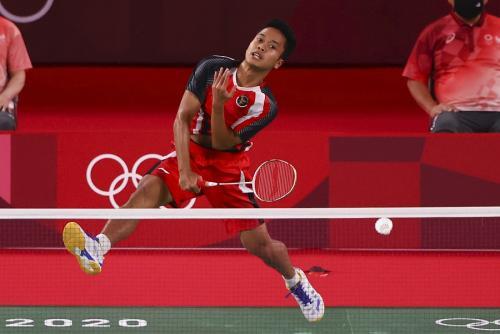Anthony Sinisuka Ginting (Foto: Reuters)
