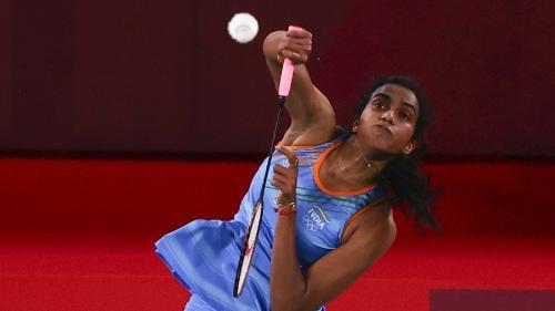 Pusarla Venkata Sindhu (Foto: Reuters)