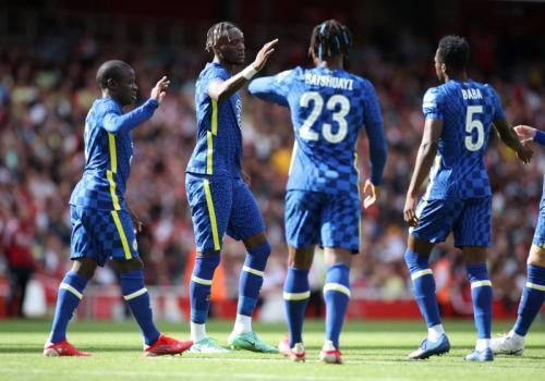 Arsenal vs Chelsea di laga uji coba pramusim 2021-2022