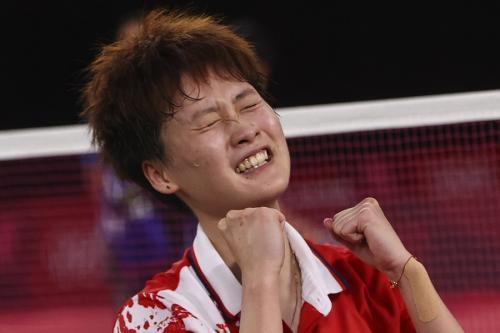 Chen Yufei (Foto: Reuters)