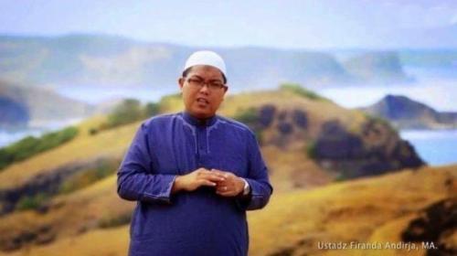 Ustadz Dr Firanda Andirja Lc MA. (Foto: YouTube Yufid TV)