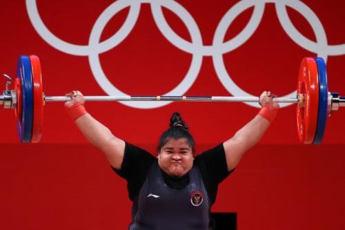 Nurul Akmal (Foto: Reuters)