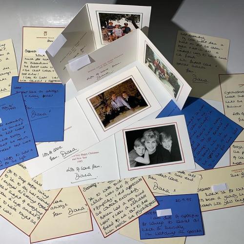 Surat Putri Diana