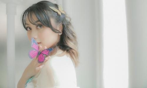 Mutiara Azka rilis lagu baru, Butterfly. (Foto: MNC Media)