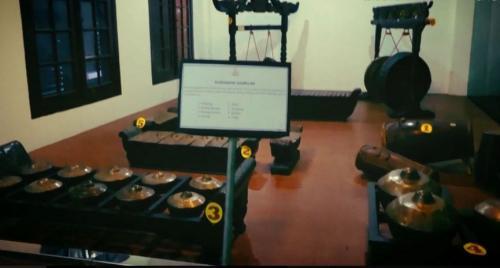 Gamelan Museum Wayang