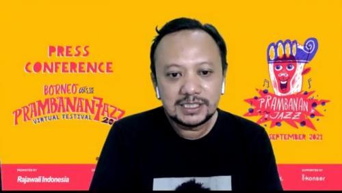 Prambanan Jazz Festival 2021