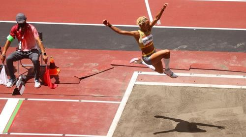 Istilah-istilah lompat jauh approach run