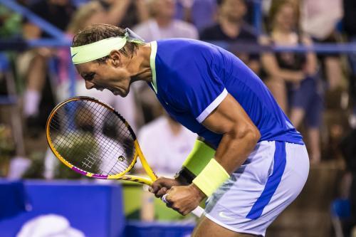 10 petenis berpendapatan tertinggi, Rafael Nadal