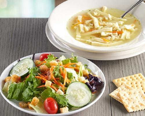salad dan sup