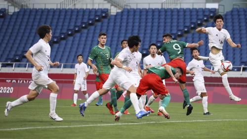Meksiko menang atas Jepang (Foto: Reuters)