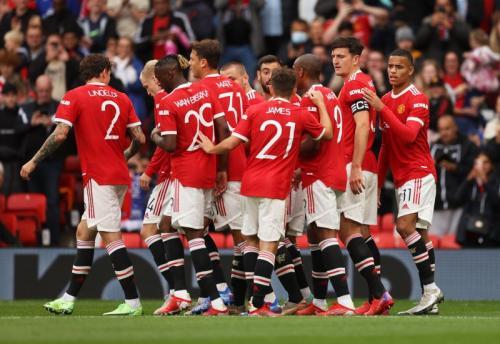 Man United vs Everton di laga uji coba pramusim