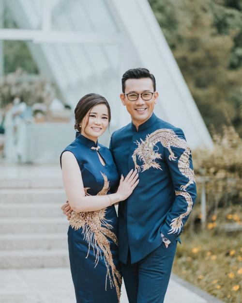 Denny Sumargo dan Olivia Allan. (Foto: Instagram/@sumargodenny)